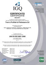 ISO 14001 2015 TPP SAN ZENO