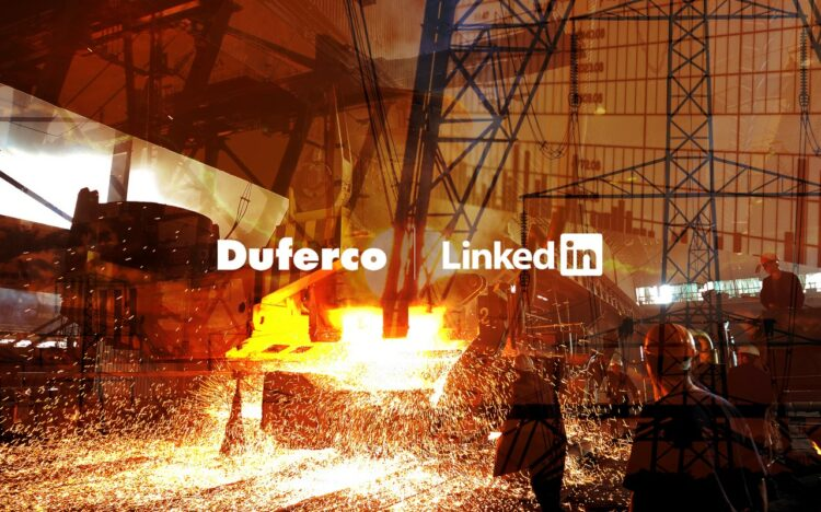 Duferco Group LinkedIn Page is online